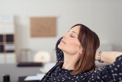 Respirar profundo é uma das técnicas contra a ansiedade