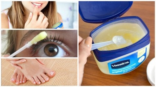 12 usos cosméticos da vaselina