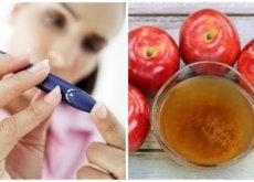 Você sabia que o vinagre de sidra ajuda a controlar a diabetes?