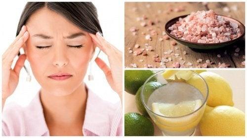 Enxaqueca: bebida caseira que alivia a dor em minutos