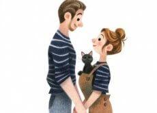 O segredo está em encontrar alguém com quem seja divertido se entediar