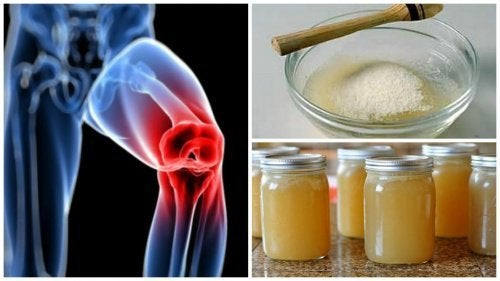 Como preparar remédios com gelatina para aliviar a dor nas articulações