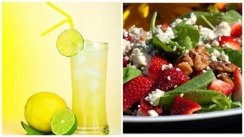 Frutas eficazes para perder peso