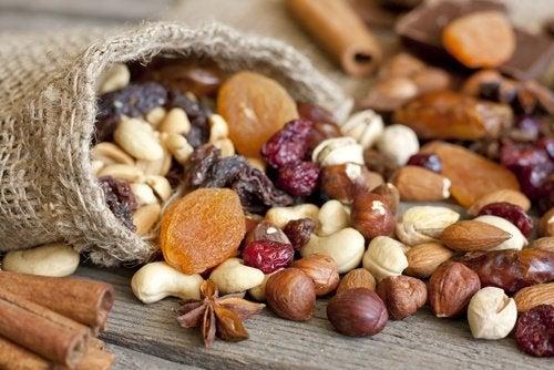 7 razões para consumir frutos secos