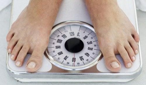 Dorimir pouco altera o peso