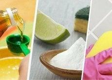Remédios naturais para limpar as juntas dos azulejos