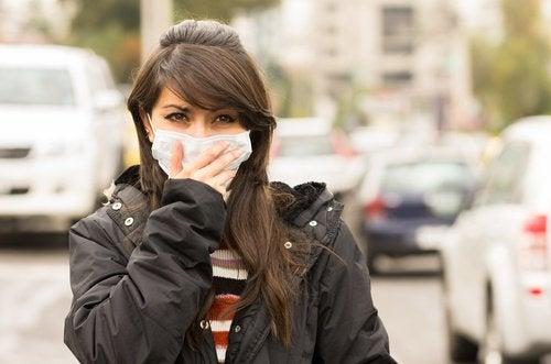 Os fatores ambientais podem causar a enxaqueca