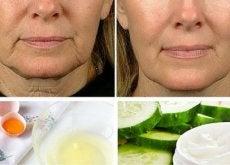 Remédios caseiros para combater flacidez facial