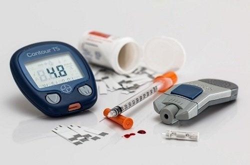 Elementos para controlar a diabetes
