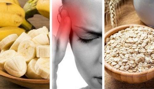 9 alimentos que evitam o cansaço e a dor de cabeça