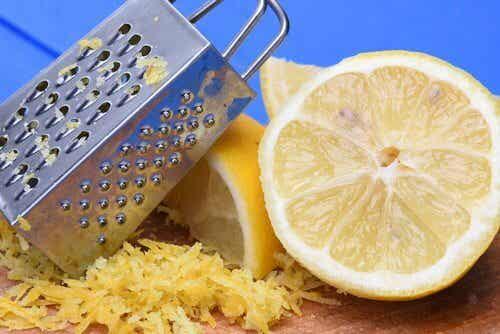 9 usos da casca de limão que você não imaginava