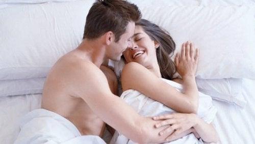 Coisas estranhas que podem acontecer depois do sexo