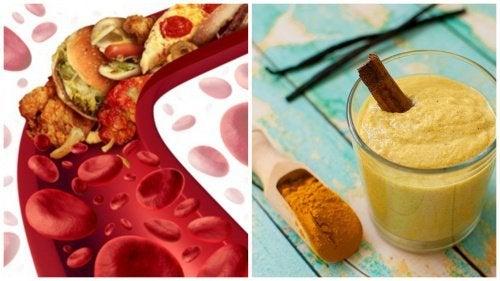 Os 5 melhores remédios caseiros para limpar as artérias obstruídas