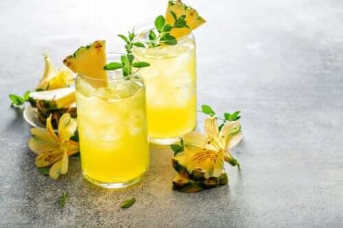 Água de abacaxi: por que devemos tomá-la em jejum