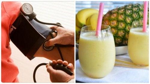 Pressão alta: deliciosa bebida matinal para controlá-la