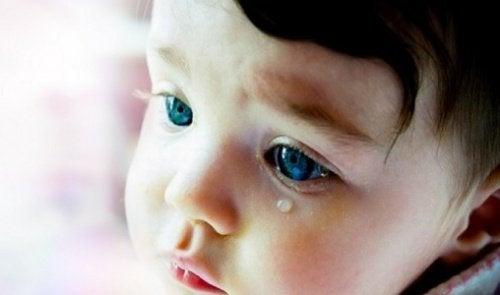 lágrimas-de-um-bebê