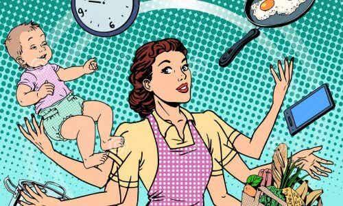 Segundo estudo, ter marido significa ter 7 horas a mais de trabalho