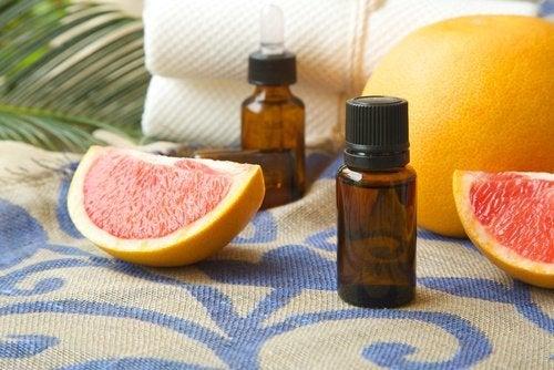 Desodorizador de óleos essenciais para o banheiro