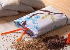 Como fazer saquinhos de sementes para acalmar as dores