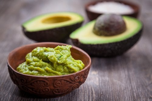 amadurecer um abacate