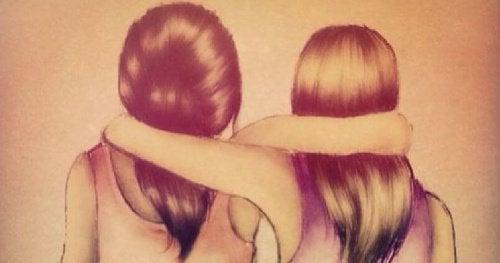 Os amigos duplicam as alegrias e dividem as tristezas