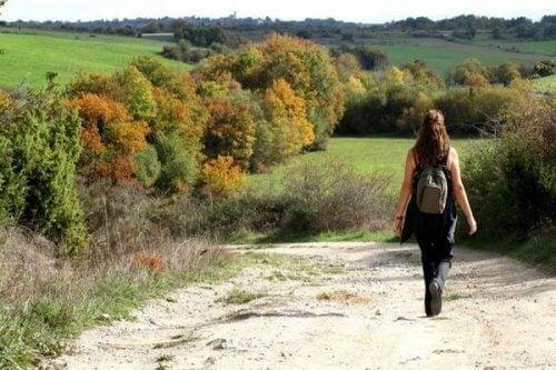 Caminhar modifica seu cérebro quando você sofre de depressão