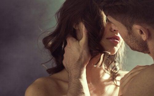 Beijo erótico