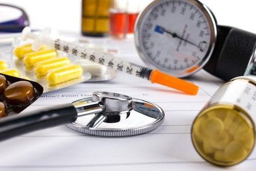 Diabetes e hipertensão