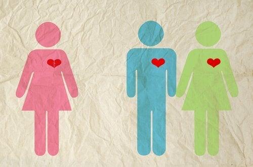 infidelidade-coração-partido