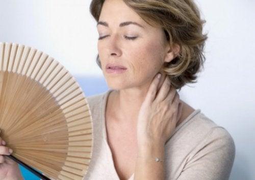 Você está sentindo os efeitos da menopausa piorarem?