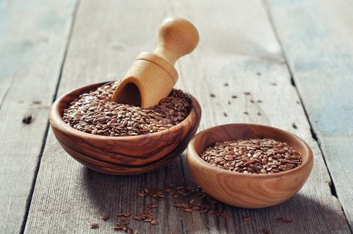 As sementes de linhaça podem ajudar a tratar a psoríase