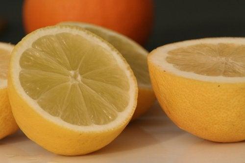 Limão para cuidar do fígado