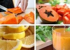 6 vitaminas com mamão que você não pode perder!