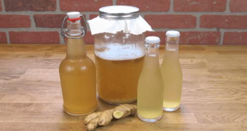 Água de gengibre para aliviar as enxaquecas, os incômodos digestivos e a dor