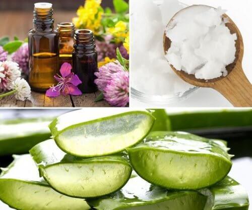 Creme natural para tratar estrias, rugas, queimaduras e manchas na pele