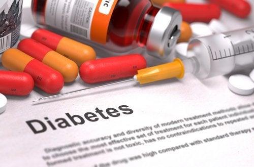 Medicamentos para tratar a diabetes