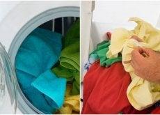 Diferentes usos do vinagre branco na limpeza das roupas