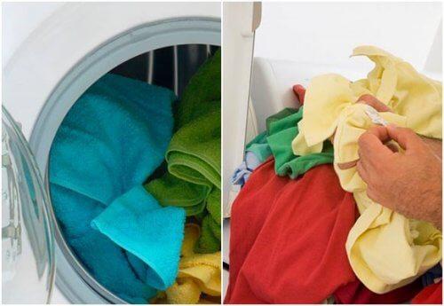 Usos do vinagre branco na limpeza da roupa
