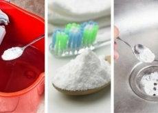 6 usos fantásticos do bicarbonato de sódio que você não conhecia