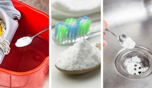 6 usos fantásticos do bicarbonato de sódio