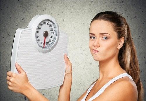 8 razões para os quais você não consegue perder peso