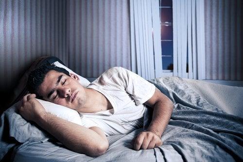 conselhos para dormir bem no inverno