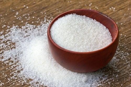 Fructose que aumenta o peso
