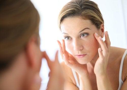 revitalizar o rosto de modo natural