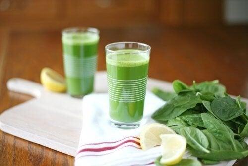 Bebida matinal para melhorar o nível de triglicerídeos