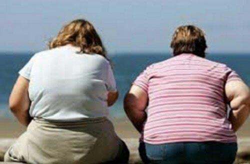 Pessoas com obesidade