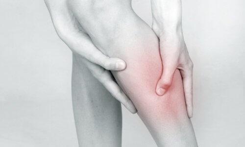 Dor na perna por causa de infarto cerebral