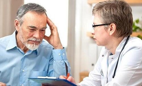 Pciente consultando por câncer de orofaringe