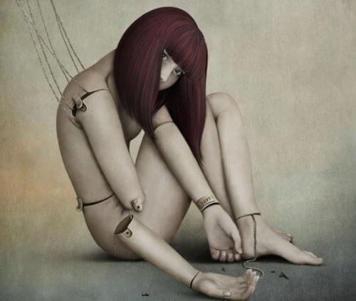 Heroína manipulada