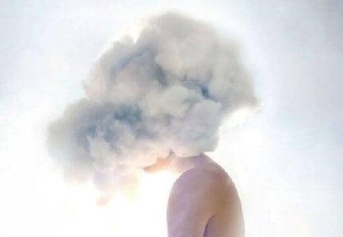 Osubconsciente como uma nuvem